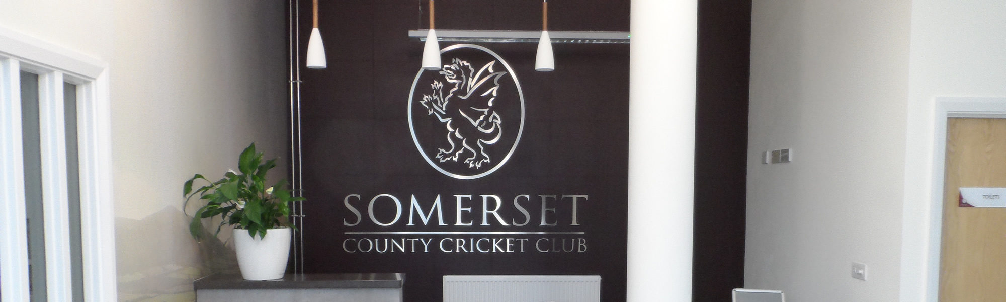 Somerset County Cricket Club Banner Image