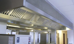 Kitchen Ventilation Canopies