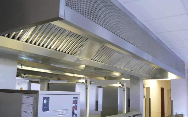 Block Kitchen Ventilation