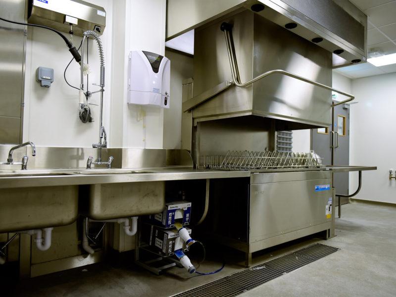 CPK - Washing Up Facilities