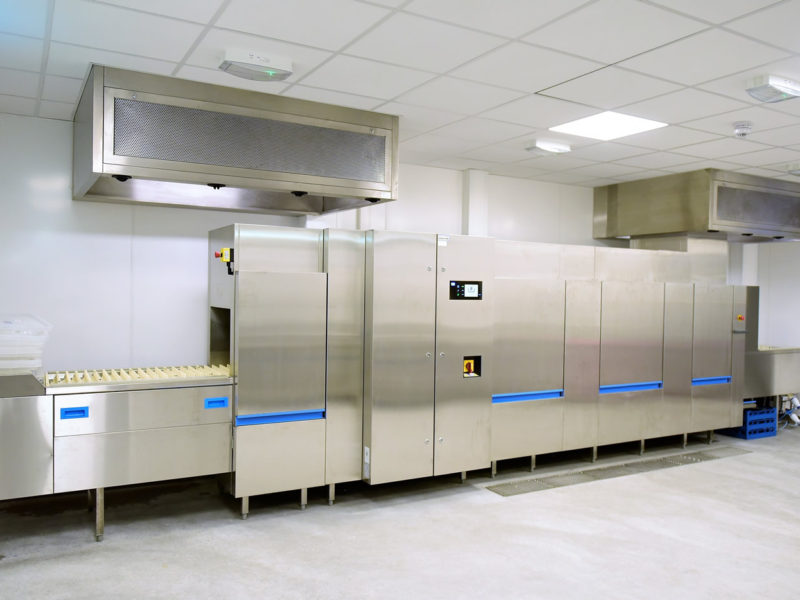 CPK - Central Production Kitchen