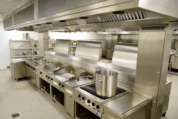 CPK Cooking Area
