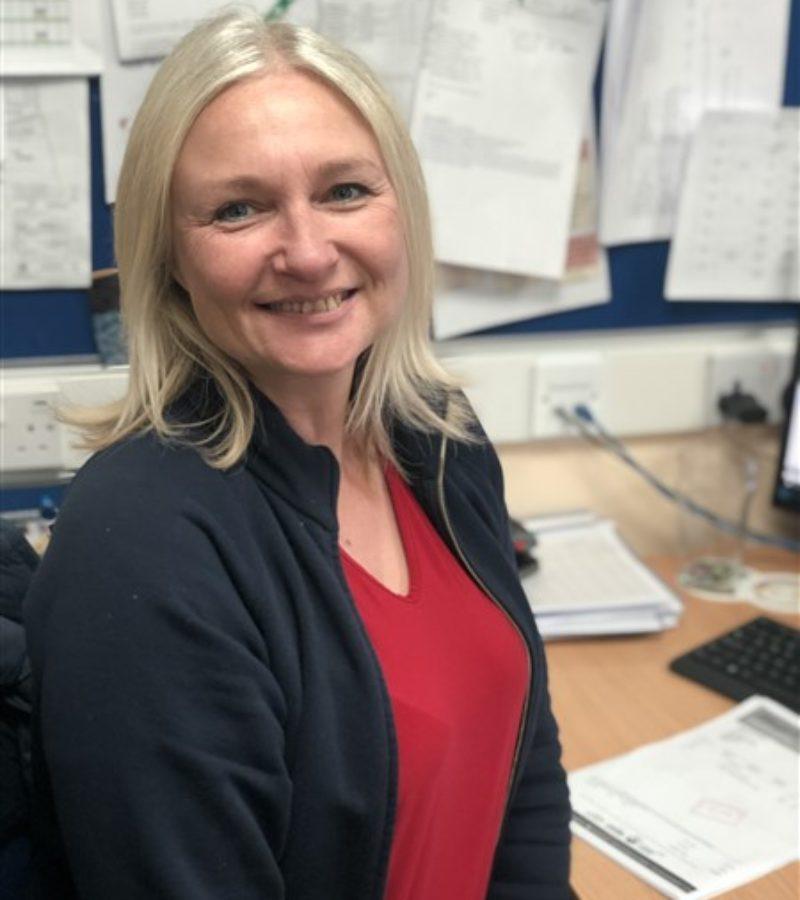 Meet The Team - Paula Skittrall
