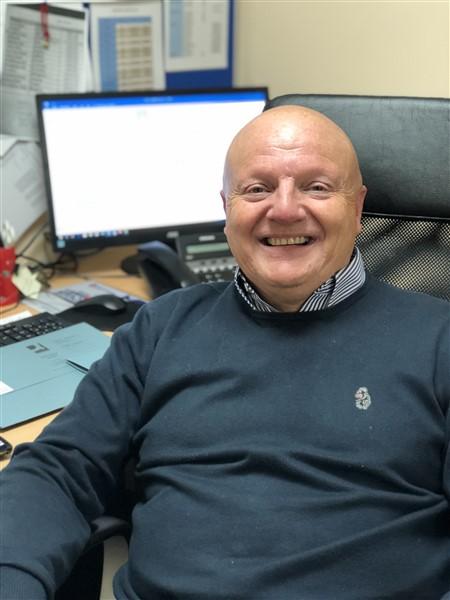 Meet The Team - Terry Millward