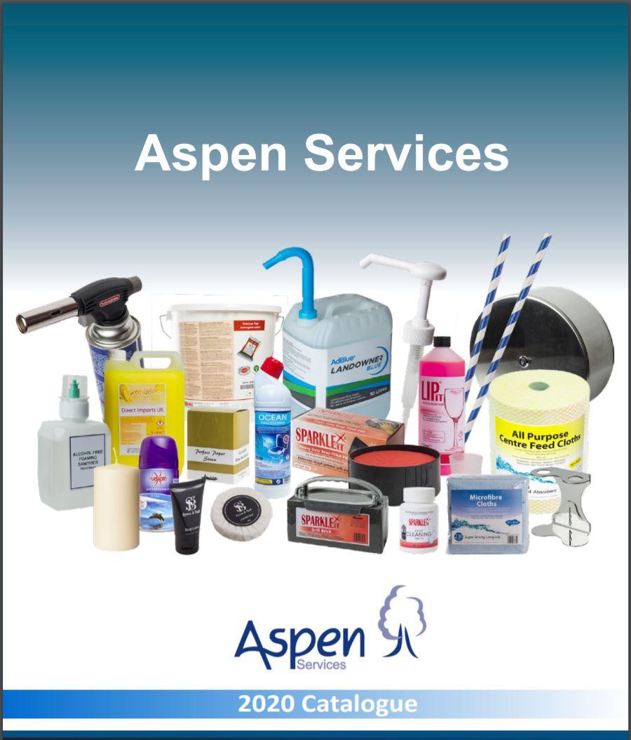 aspen chemical catalog