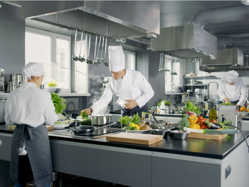 Should You Involve the Chef in Commercial Kitchen Design