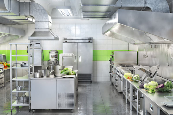 3 Things to Consider When Designing a Commercial Kitchen
