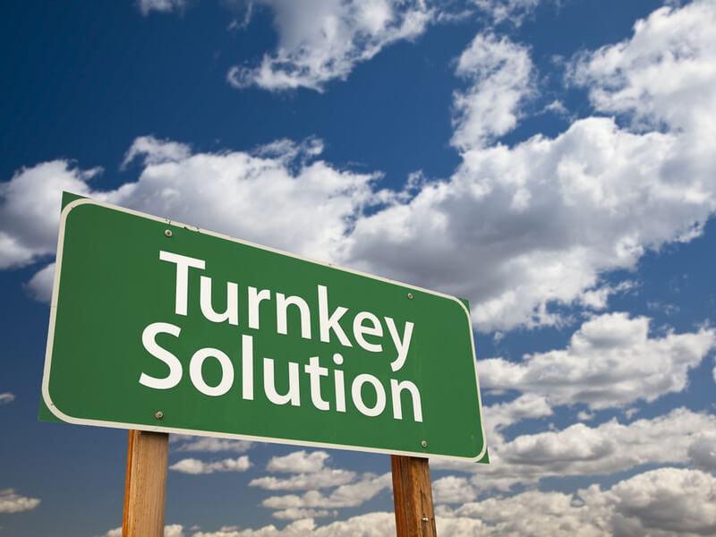 What Is a Turnkey Service and How Will it Help your Commercial Kitchen Project?